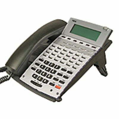 Refurbished Black NEC Aspire 34 Button Display Phones, 0890045 (Fifty Available)