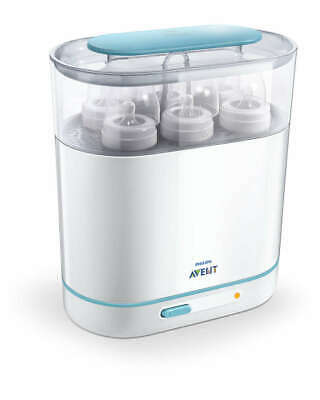 NEW AVENT 3 in 1 Electric Steam Steriliser from Baby Barn Discounts