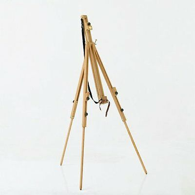 Loxley CUMBRIA Beech Wood Sketching Field Easel - Transportable, Shoulder Strap