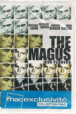 """DVD """"The Magus jeux pervers"""" Guy Green  Michael Caine NEUF SOUS BLISTER"""