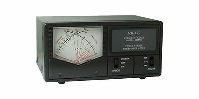 MAAS RX 400 Cross Needle SWR & PWR Meter 140-525 MHz