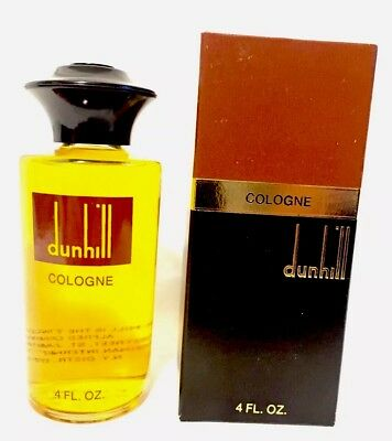 DUNHILL Cologne Splash 4 oz. Vintage Original Perfume RARE NEW