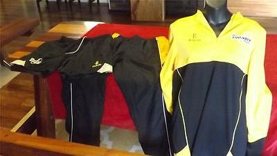 Hockey Australia  Wa Thunder Sticks Kukri Track Suit And Shorts Size M