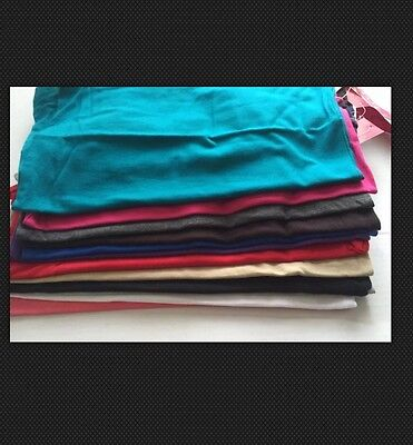 Cami Tank Top Shaper Grip Collections Wholesale Lot 12 Pack Medium Adj Strap