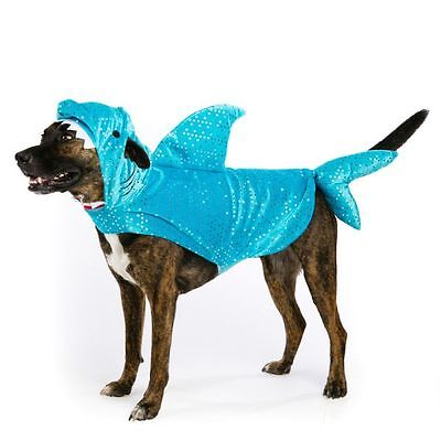 Shark Halloween Dog Pet Costume X-Small (New with Tags)