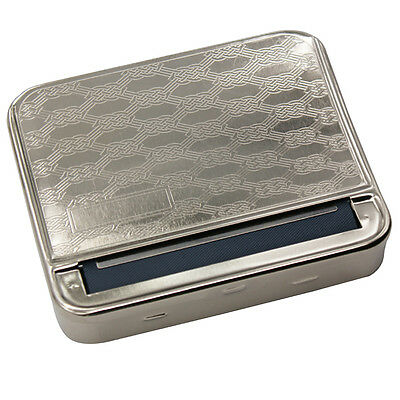 70mm Automatic Tobacco Rolling Box Metal Cigarette Smoking Case Roller Machine