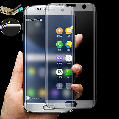 Tempered Glass 9H Full Cover Screen Protector For Samsung Galaxy Note 7 S7 Edge