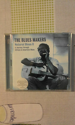 The Blues Makers - Natural Blues 2 - Doppio Cd