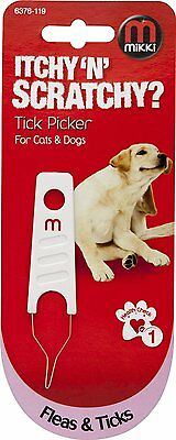 Mikki Tick Picker For Cats And Dogs,  Premium Service Fast Dispatch
