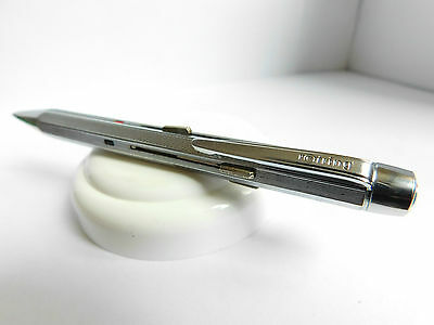 Vintage ROTRING Foour Colors Silver Ballpoint Pen GERMANY 1960s