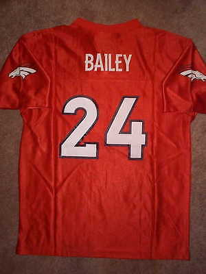 (NEW NWT) Denver Broncos CHAMP BAILEY nfl THROWBACK Jersey TODDLER (2T) bade14576