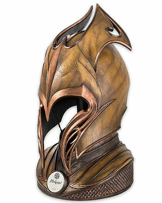 LORD OF THE RINGS Ltd Edtn MIRKWOOD INFANTRY HELM Official Prop Replica, UC3128