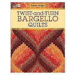 Twist and Turn Bargello Quilts by Eileen Wright