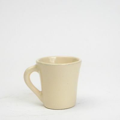 Catalina Island Ivory on White Clay Handled Wine Cup