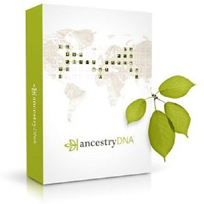 DNA Geneology Test Testing Kit Genetic Ancestry History Ethnicity Family Tree