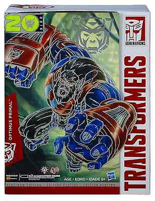 Transformers Generations 2016 Year Of The Monkey Platinum Edition Optimus Primal