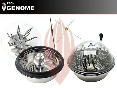 """Bowl Pro Trimmer Leaf bud Spin pro Tumble cutter Silent Hydroponics 16"""" 19"""""""