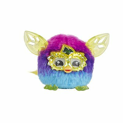 Furby Boom Furblings Pink Blue Hasbro Electronic Talking Pet Toy Ages 6+ Girls