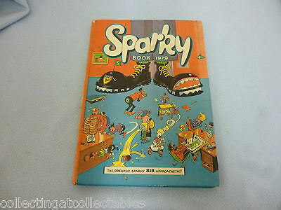 Sparky  Book / Annual Circa 1979