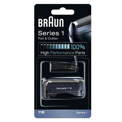 Electric Shaver Foil Cutter 11B Braun Replacement Series 1 110 140 150 5685 835