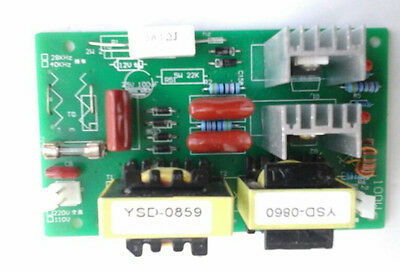 2019 NEW 100W 40KHz Ultrasonic Cleaning Power Driver Board 220VAC