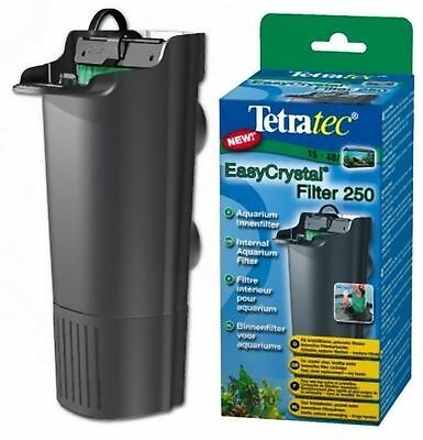 Tetra Tec Easy Crystal Internal Aquarium Filter 250