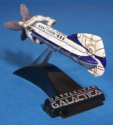 Battlestar Galactica TITANIUM - COLONIAL ONE   - WAVE1 - rar-