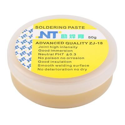 50g Rosin Soldering Flux Paste Solder Welding Grease Cream for Phone PCB @S