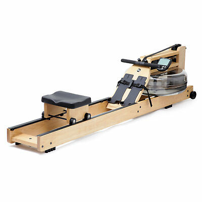 Waterrower Beech Rowing Machine with S4 monitor