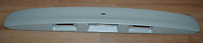 NEW HANDLE TAILGATE NISSAN QASHQAI REAR OUTER BACK BOOT WHITE IKEY hole
