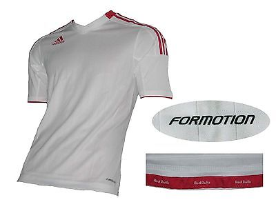 Red Bull Spieler Trikot Formotion Adidas Player Shirt Jersey Maillot