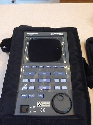BK Precision 2652 Spectrum Analyzer 3.3Ghz  NEW NEVER USED