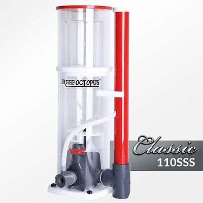 Reef Octopus Classic 110SSS Space Saving Skimmer - up to 130 Gallons.
