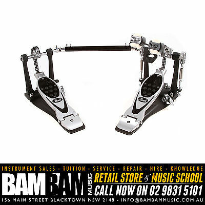 Pearl Powershifter Eliminator Chain Drive Double Drum Pedal
