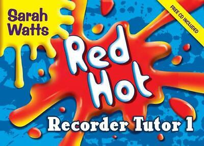 Red Hot Recorder Tutor 1 - Descant Student; Book Only - 9790570242641