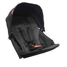 NEW Phil & Teds Double Kit Explorer - Black from Baby Barn Discounts
