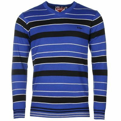 8ef47325a53 SWEAT PULL COL V Homme LEE COOPER Taille S Neuf - EUR 19