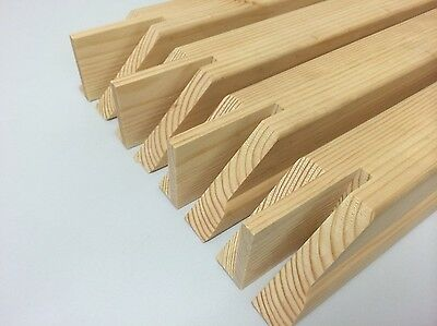 Artist Stretcher Bars for a DIY Canvas Frame Various Sizes Box & Pairs