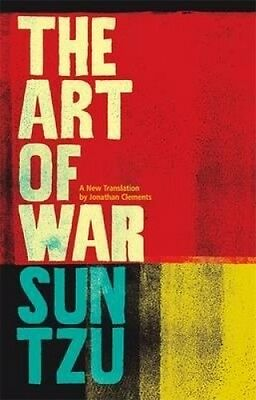 The Art of War: A New Translation by Jonathan Clements.