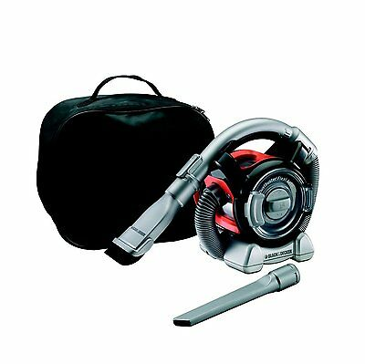 1 Day P&P! BLACK AND DECKER PAD1200 AUTO FLEXI CAR VACUUM CLEANER DUSTBUSTER 12V