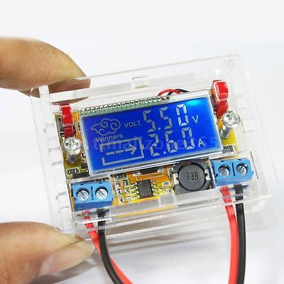 Digital DC-DC Adjustable Step-down Regulated Power Supply Charge Module TZ S7H6