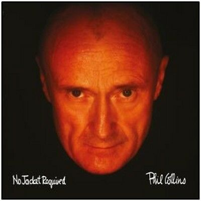 Phil Collins - No Jacket Required - New 180g Vinyl LP