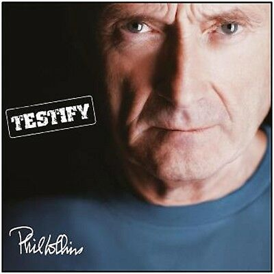 Phil Collins - Testify - 180g Vinyl LP x 2