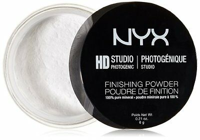 NYX Cosmetics Studio Finishing Powder-Translucent Finish  PUDER  TRANSPARENT 6g