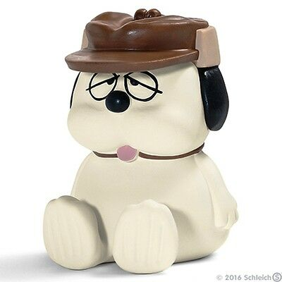 Snoopy Schleich-S 2015 / 2016 Peanuts Olaf Figura In Gomma 22050