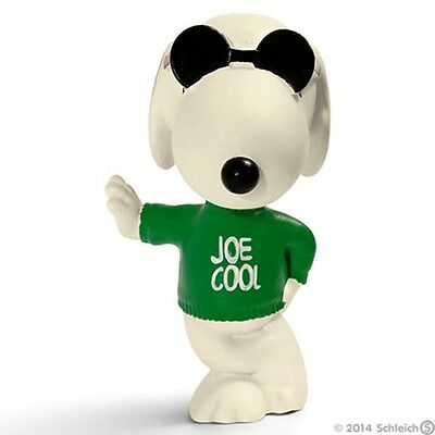 Snoopy Schleich-S 2015 / 2016 Peanuts Snoopy Joe Cool Figura In Gomma 22003