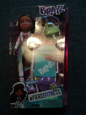 Bratz Fiercefitness Yasmin New
