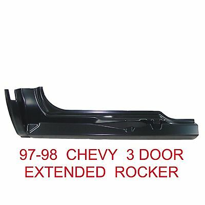 96 98 Chevy 3rd Door Right Extended Rocker Panel, GMC Truck, 97, GMC,  0852-106