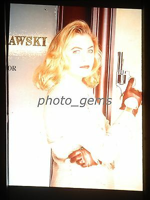 Kathleen Turner Warshawski  Original 35mm Color Promo Slides (2)