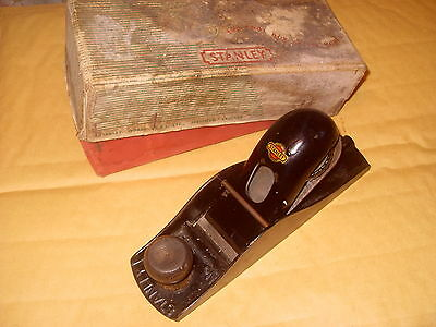 Stanley No.110 Block Plane - Made In England - As Photo